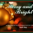 Merry and Bright CD Cover