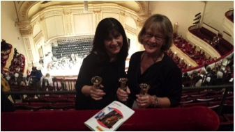 Ringing at Carnegie Hall